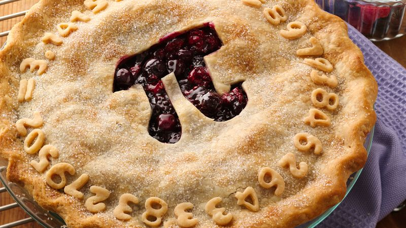 PILLSBURY - PI Day Pie